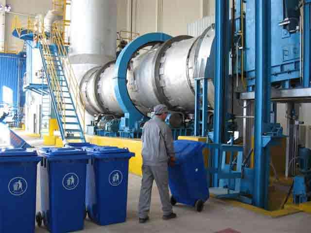 工業和危險(含醫療)廢物的高溫處置及污染控制技術