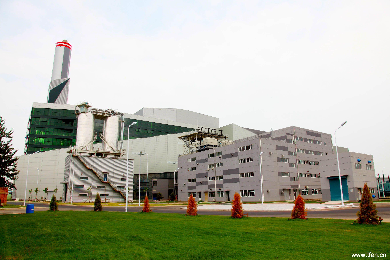 城市生活垃圾焚燒發電技術
